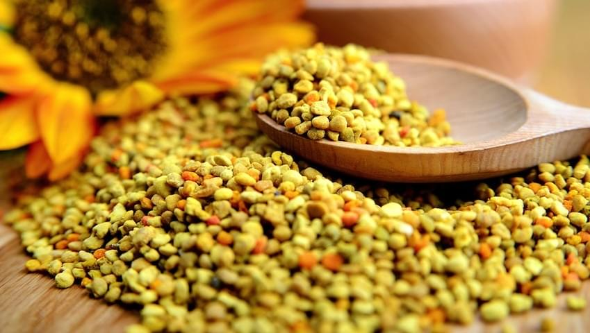 Bee Pollen - Rich in high nutritional value